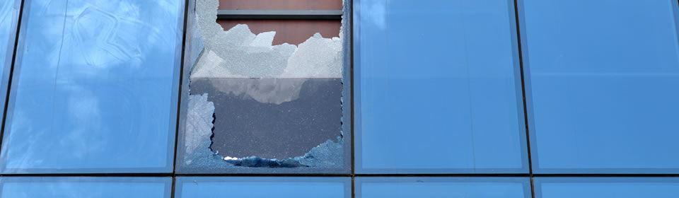 glasschade Den Bosch